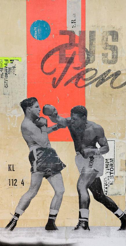 Boxer No.2 (2012)