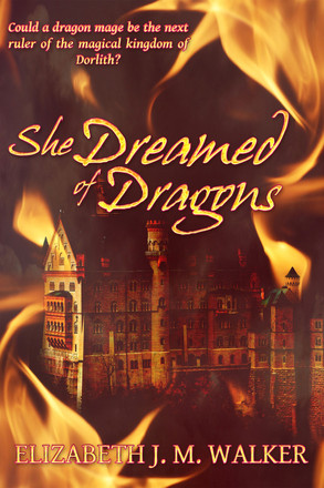 She Dreamed of Dragons, First Edition