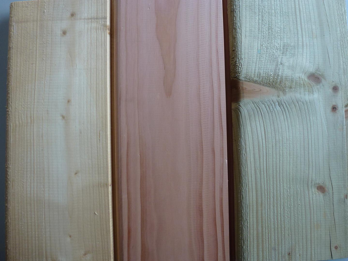 lames de terrasse bois en vente