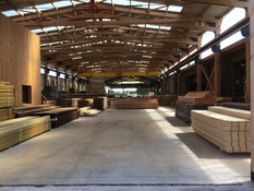 Stock lame de terrasse, bardage bois, plancher en vente