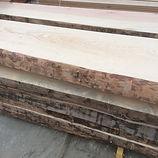 Plateaux bois massif avec écorce disponibles à l'achat près de Nancy