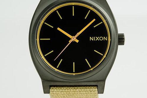 Nixon   Time Teller Black/Textile Watch