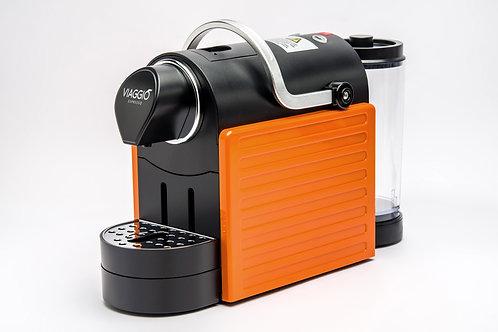 Coffee Capsules Machine - Orange
