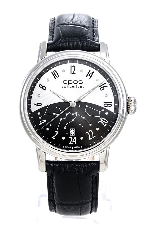 Epos twenty-four hours Men's Watch