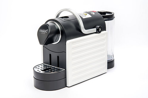 Coffee Capsules Machine - White