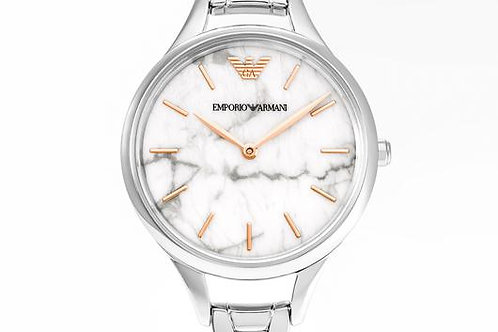 Emporio Armani | Renato Chronograph Quartz Black Dial Men's Watch