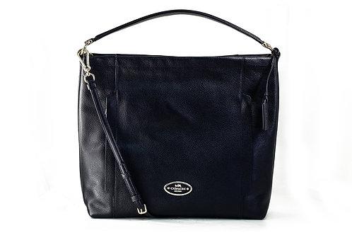 COACH | Leather Tote Bag Black 34311-LIBLK