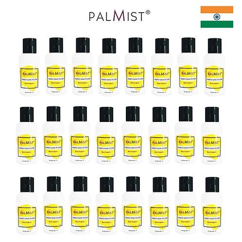 PALMIST - 免洗80%酒精搓手液50ml Brace香味 24枝裝