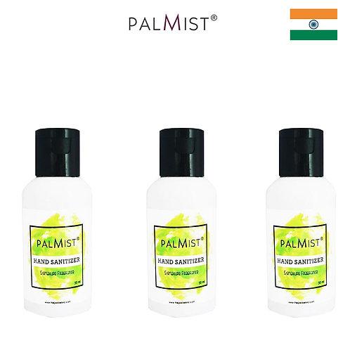 PALMIST - 免洗80%酒精搓手液50ml Signature香味 3枝裝