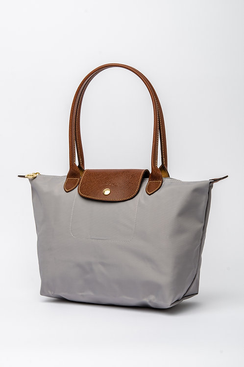 LONGCHAMP | Le Pliage Neo Tote Bag Small (Grey)