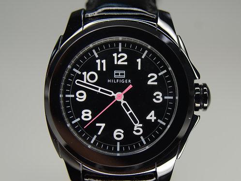 Tommy Hilfiger | Sport Black Ladies Watch