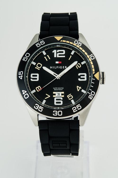 Tommy Hilfiger | Cool Sport Aluminium Bezel Watch