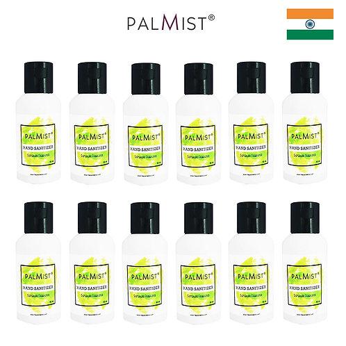PALMIST - 免洗80%酒精搓手液50ml Signature香味 12枝裝