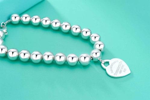 Tiffany & Co. - Return to Tiffany™心形吊飾手鏈
