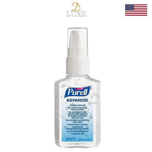 Purell Advanced Hand Sanitizer (60ml) x 1 bottles