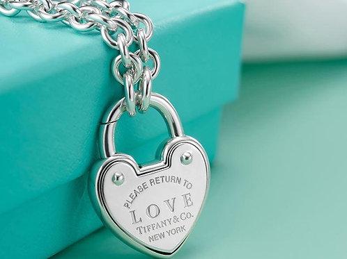 TIFFANY & Co. |  Return to Tiffany Love Lock Necklace