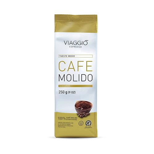 Ground Coffee | MEDIUM ROAST  250g