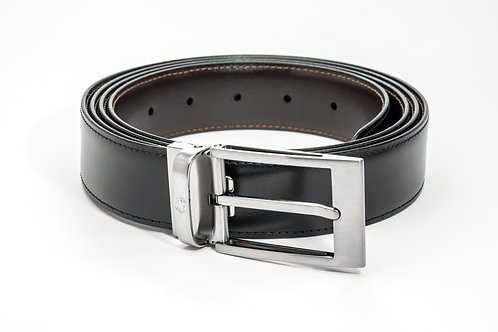 MONTBLANC | Casual Collection Reversible Leather Belt