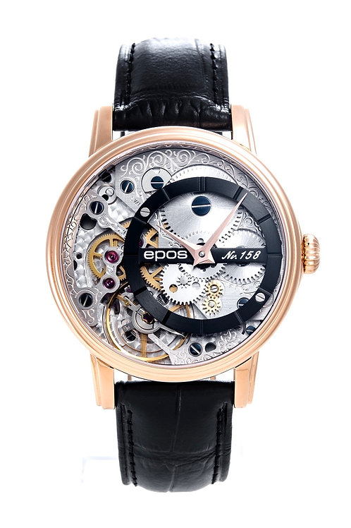 Epos Rose Gold Plated men's Watch