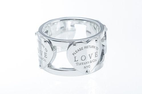 TIFFANY & Co. |  Return to Tiffany Love Wide Ring