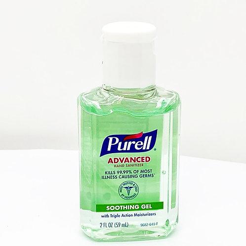 Purell - Purell 酒精蘆薈護膚搓手液 (59ml)