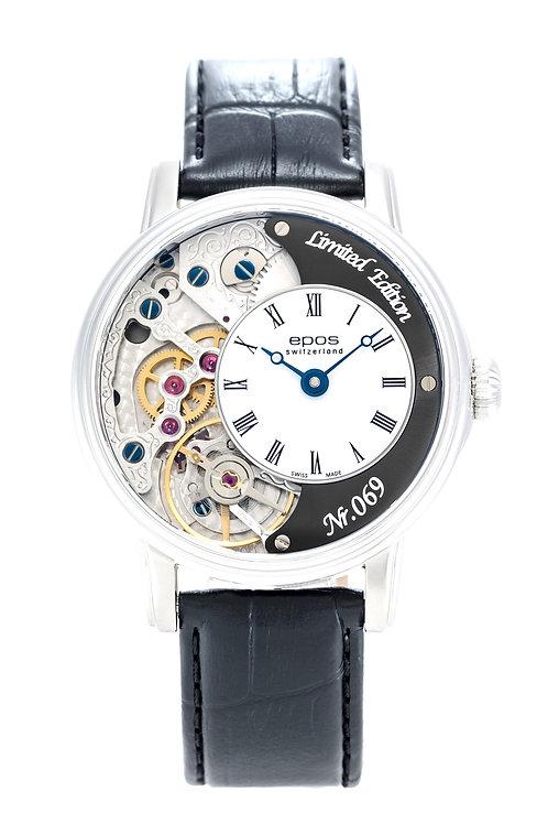 Epos Limited Editon Steel men's Watch