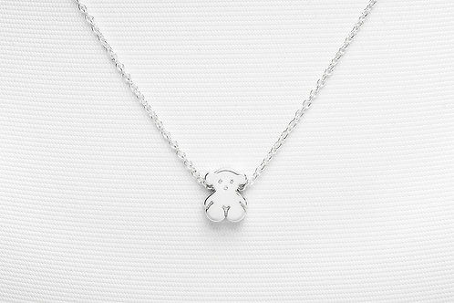 TOUS | Silver Sweet Dolls Necklace