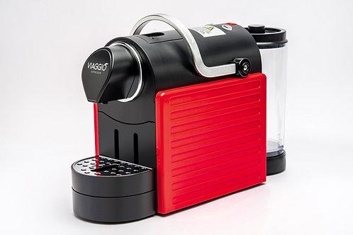 Coffee Capsules Machine - RED