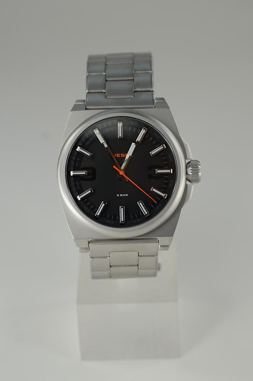 Diesel | Black Dial Stainless Steel Men's Watch