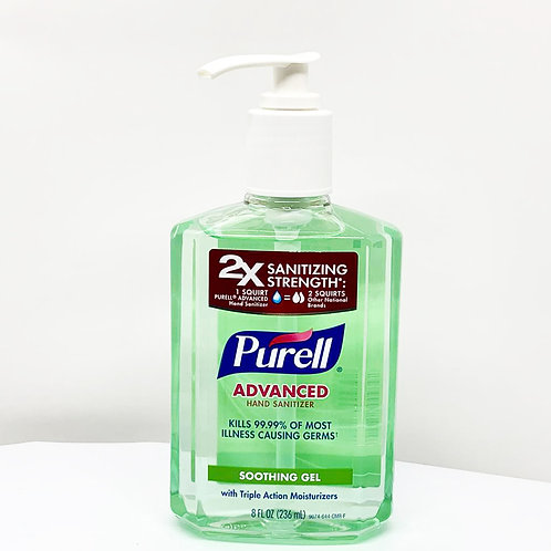 Purell 酒精蘆薈護膚搓手液 (236ml)