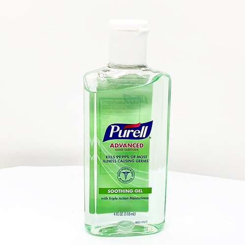 Purell 酒精蘆薈護膚搓手液 (118ml)