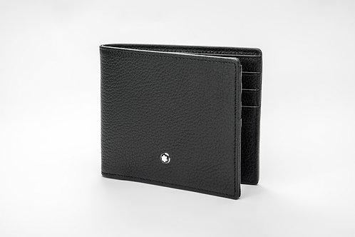 MONTBLANC | Meisterstück Soft Grain Wallet 6cc 113305