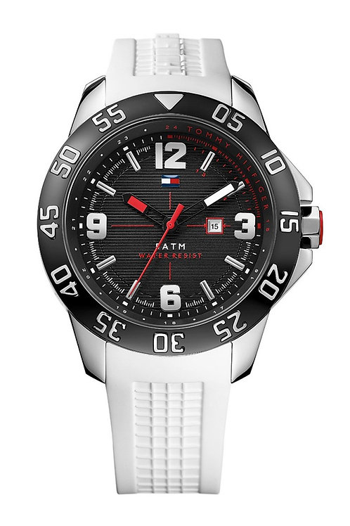 Tommy Hilfiger | Cool Sport Black Ion-Plated Watch