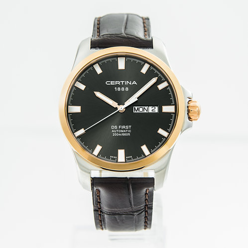 Certina   DS First Day-Date C014.407.26.081.00