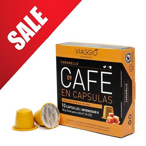 【MEGA SALES】09. Caramello Coffee Capsule A-09-F-10-M12