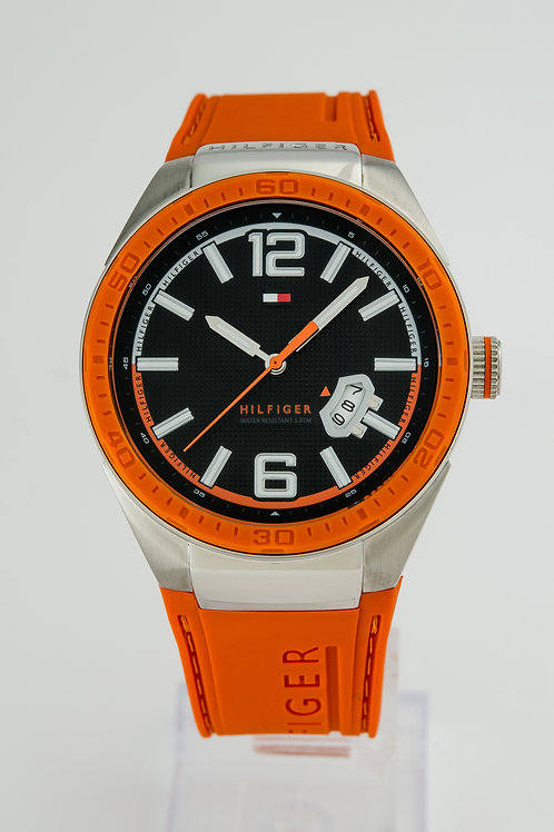Tommy Hilfiger | Logo Embossed Mens Watch