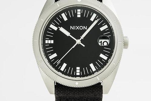 Nixon | The Rover Black/ Textile Watch
