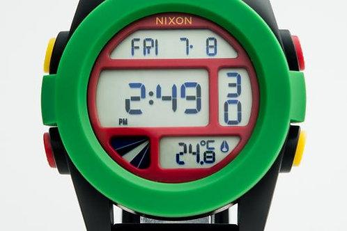 Nixon | The Unit Digital/ Black Rubber Watch