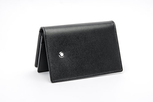 MONTBLANC | Meisterstück Business Card Holder with Gusset