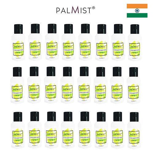 PALMIST - 免洗80%酒精搓手液50ml Signature香味 24枝