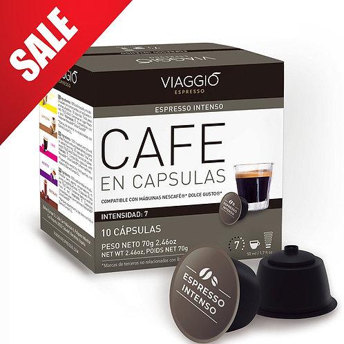 【MEGA SALES】DG02. 意式特濃咖啡膠囊 (A-DG-02-10-M6)