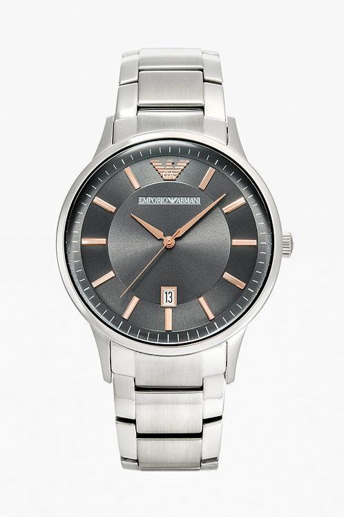 Emporio Armani | Renato Mens Steel Watch
