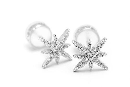 APM Monaco. | METEORITES DE NOEL Meteorites Stud Earrings