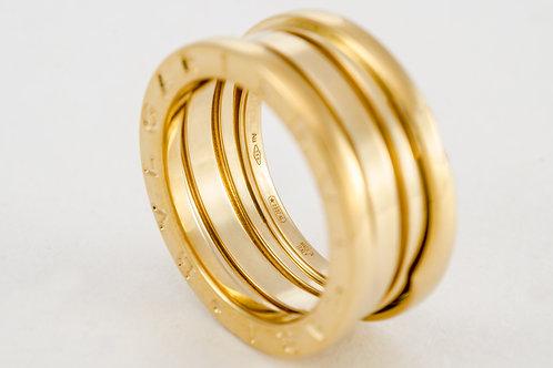 BVLGARI | B-Zero1 18KT Yellow Gold Ladies Ring