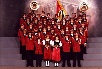 1986 - Fête fédérale des Musiques à Winterthour