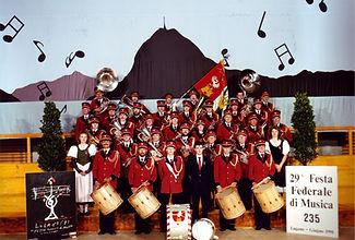 1991 - Fête fédérale des Musiques à Lugano