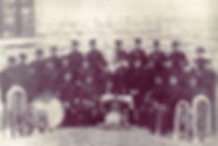 1919 - Inauguration du premier uniforme