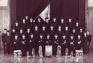 1969 - Le Centenaire (ancien drapeau)