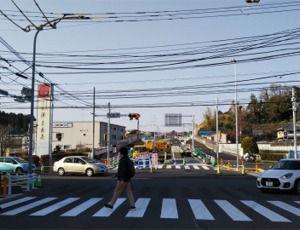中田さちが丘線(岡津地区)が開通
