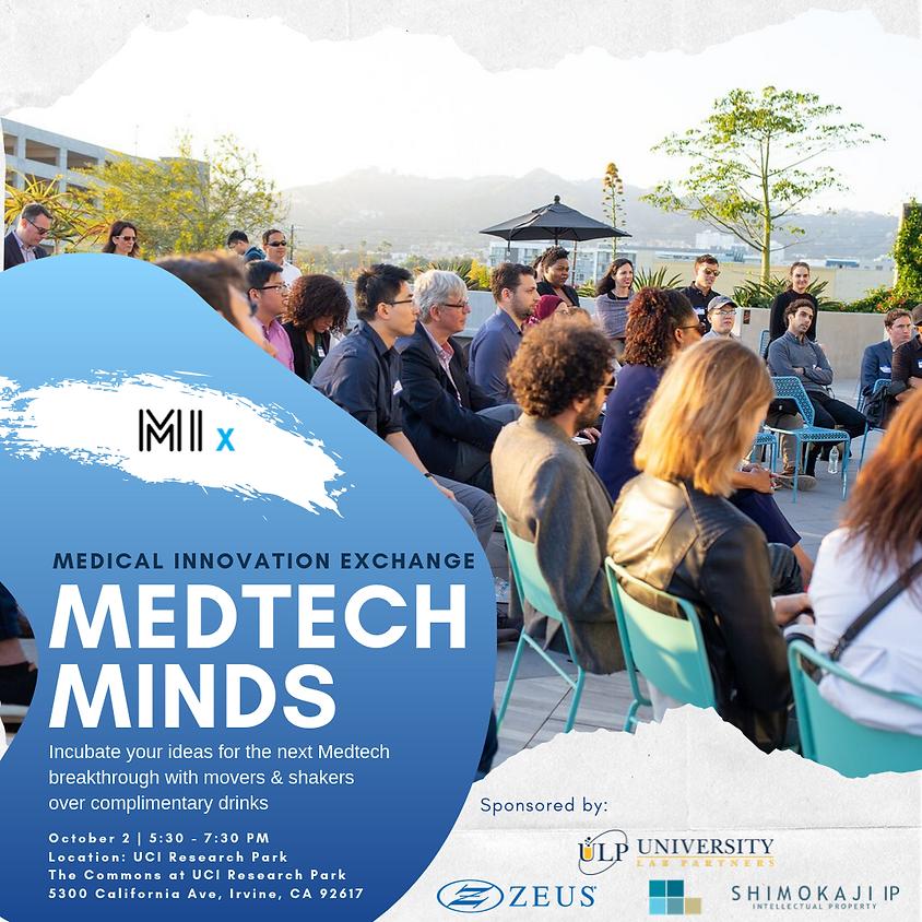 MedTech Minds© | October 2019